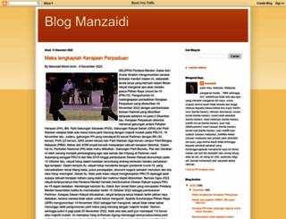 manzaidiamn.blogspot.com screenshot