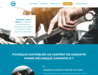 mapfre-warranty.fr screenshot
