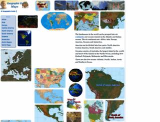 maps-world.net screenshot