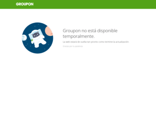 maps.groupon.es screenshot
