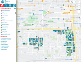 maps.uic.edu screenshot