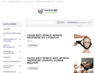 maranbrinfo.com.br screenshot