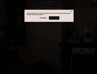marantz.co.uk screenshot
