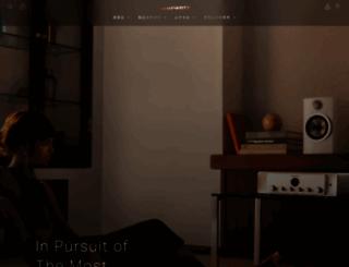 marantz.jp screenshot