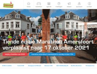 marathonamersfoort.nl screenshot