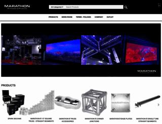 marathonpro.com screenshot