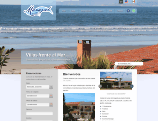 marazulensenada.com screenshot