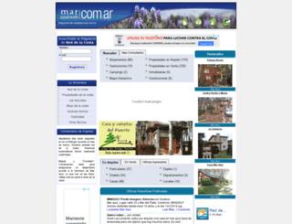 marazulweb.com.ar screenshot