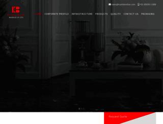 marbleindian.com screenshot