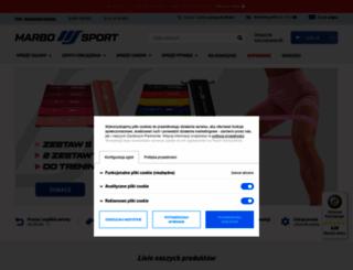 marbo-sport.pl screenshot