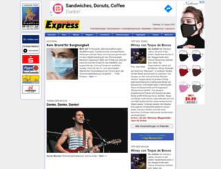 marbuch-verlag.de screenshot
