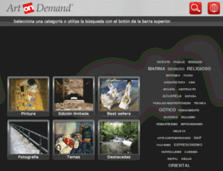 marc3.artondemand.es screenshot