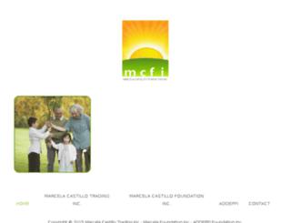 marcelacastillotradinginc.com screenshot