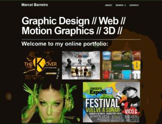 marcelbarreiro.com screenshot