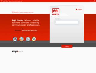 marco.ch screenshot