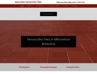 marcottaqld.com.au screenshot