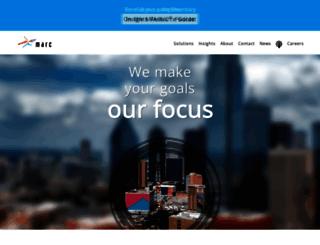 marcresearch.com screenshot