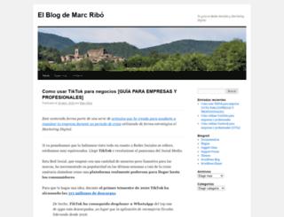 marcribo.com screenshot