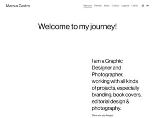 marcuscastro.com screenshot