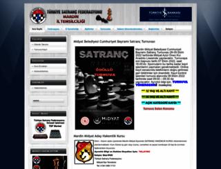 mardin.tsf.org.tr screenshot