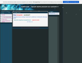 marekcalko.pl.tl screenshot