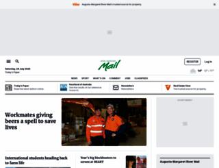 margaretrivermail.com.au screenshot