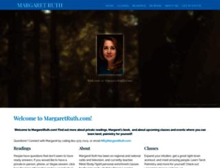 margaretruth.com screenshot