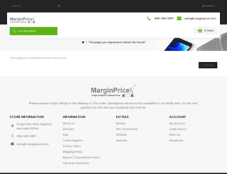 marginprice.com screenshot