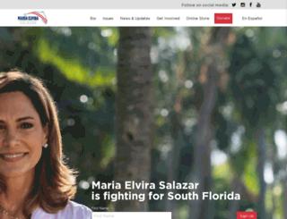 mariaelvira.tv screenshot