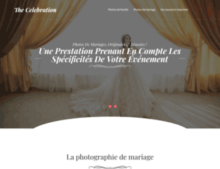 mariage-photographe.fr screenshot