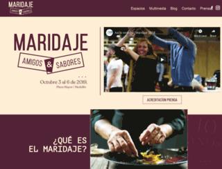 maridaje.com.co screenshot