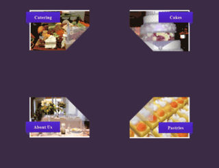mariesgourmetbakery.com screenshot