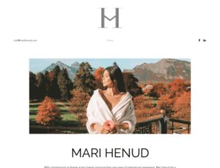 marihenud.com screenshot