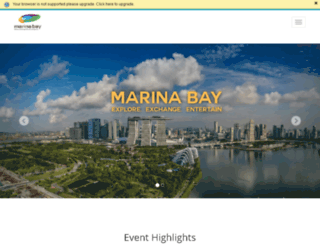 marina-bay.sg screenshot