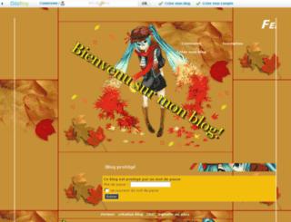 marine-hitarou.revolublog.com screenshot