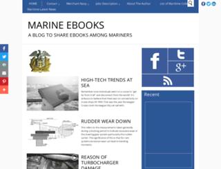 marinersbook.blogspot.com screenshot