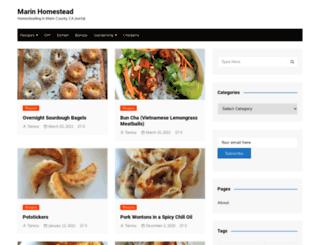 marinhomestead.com screenshot