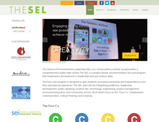 marinsel.org screenshot