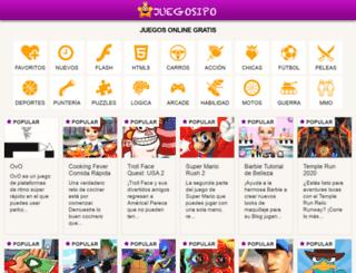 mario-bros.juegosipo.com screenshot