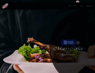 mariscoffee.fi screenshot