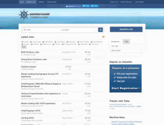 maritime-planet.com screenshot