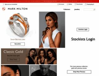 mark-milton.com screenshot