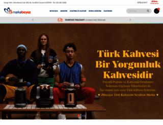markabeyaz.com screenshot
