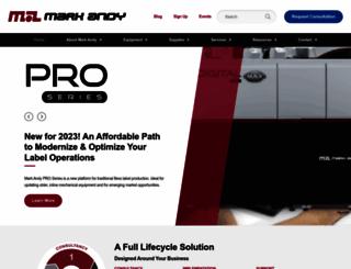 markandy.com screenshot