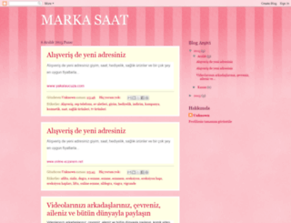 markasaat.blogspot.com.tr screenshot