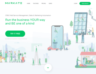 markatte.com screenshot