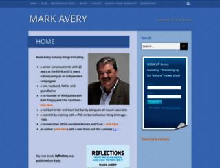 markavery.info screenshot