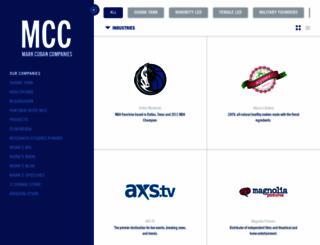 markcuban.com screenshot