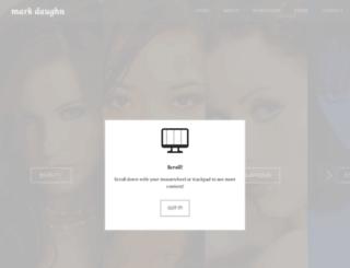 markdaughn.com screenshot