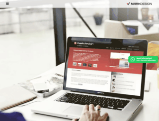 markdesign.net screenshot
